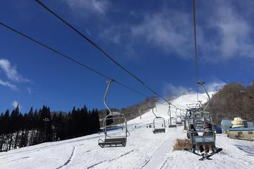 Self-guided One Day Ski Tour in...