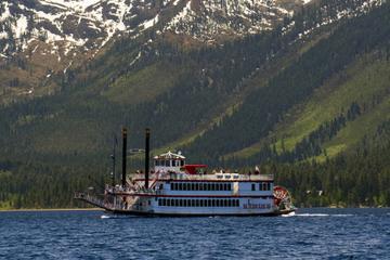 Crucero por Emerald Bay del Lago...
