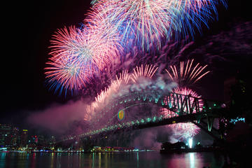 Sydney Harbour New Year's Eve Cruise