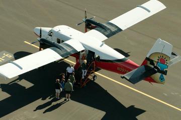 Aventura pela zona rural indígena hualapai com passeio de helicóptero...