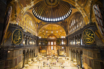 Hagia Sophia Walking Tour from...