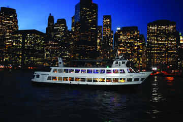 """Crucero """"hora feliz"""" por el puerto de Nueva York"""