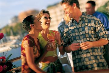 Cruise i Los Angeles med champagnebrunsj