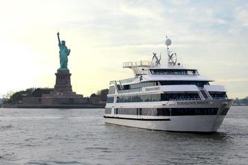 New York City Lights Bootsfahrt mit...