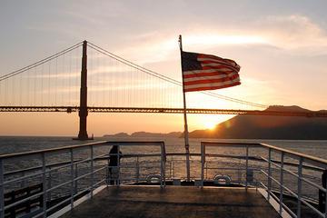 San Francisco sejltur med middag og dans