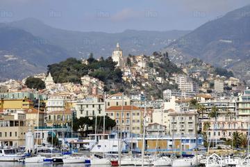 ニース発 景観を楽しむイタリアのリヴィエラ、サンレモ音声ガイドツアー