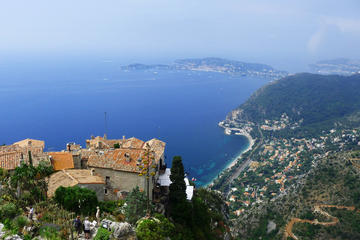 ニース発 景観を楽しむエズとモナコ公国音声ガイ…
