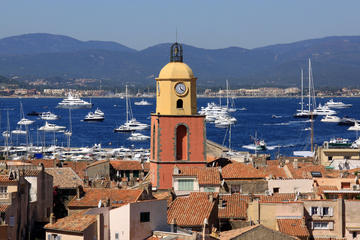 Panoramic Coach Day Trip to Saint Tropez from Nice
