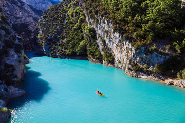 Panoramic Coach audio-guided trip tour in the GORGES DU VERDON