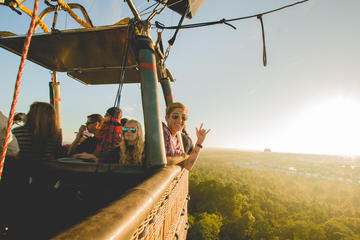 Day Trip Orlando Sunrise Hot-Air Balloon Ride near Orlando, Florida