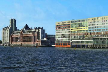 Amsterdam Super Saver: Crociera sui canali più Crociera nel porto