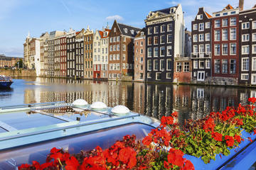 Amsterdam Super Saver: experiencia Heineken y crucero con pizza por...
