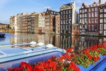 Amsterdam Super Saver: Heineken Experience og pizzacruise på kanalene