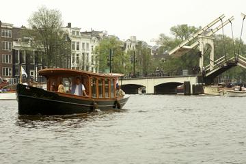 Excursão privada: cruzeiro turístico pelos canais de Amsterdã