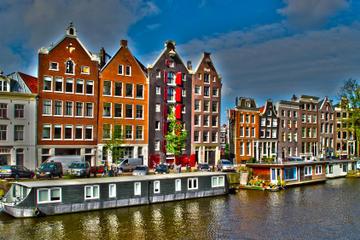 Fortrinnsrett: Van Gogh-museet og Canal Bus-dagspass for...