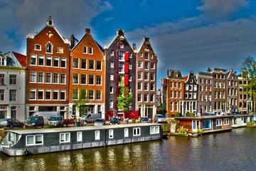 Ticket für das Van Gogh-Museum und Tagespass für das Amsterdamer...
