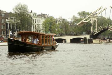 Tour privato: crociera turistica dei canali di Amsterdam