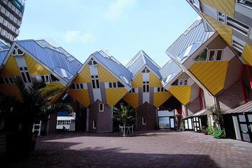 Visit Rotterdam, Delft and the Hague...