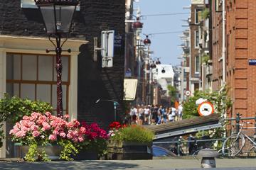 Waterfiets huren in Amsterdam, met optionele Heineken Experience