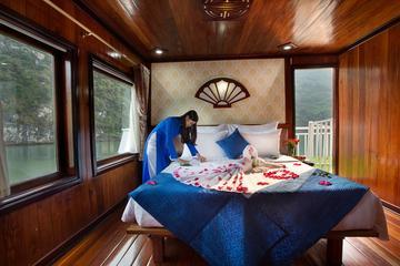 Flamingo-Bootsfahrt mit Übernachtung in der Halong-Bucht