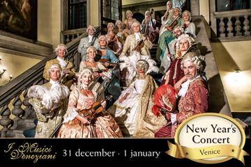 I Musici Veneziani New Year's Concert