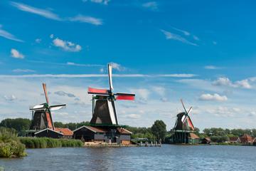 Amsterdã Supereconômica: excursão a pé na cidade com excursão de meio...