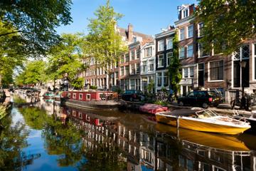 Amsterdã supereconômica: excursão turística na cidade e viagem de...
