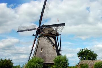 Amsterdã supereconômica: Moinhos de vento de Zaanse Schans e excursão...