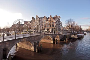 Amsterdam Sightseeing Tour plus Delft...