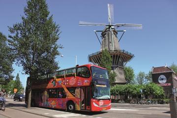 Amsterdam Super Saver: Hop-on Hop-off Bus, 1-hr Canal Cruise and Volendam, Marken & Windmills Tour
