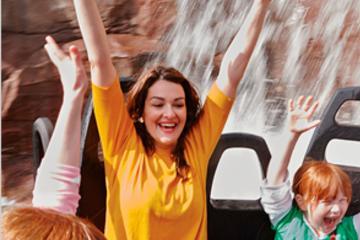 Eintritt für Freizeitpark Efteling mit Hin- und Rückfahrt ab Amsterdam