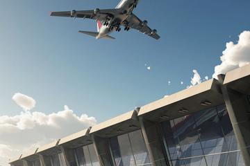 Gedeelde transfer naar luchthaven Amsterdam