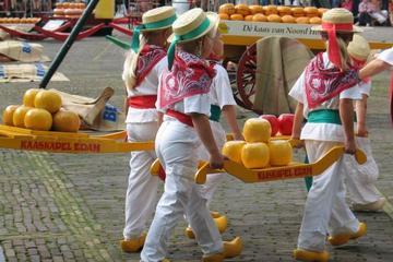 Gita di mezza giornata al mercato del formaggio di Alkmaar e ai