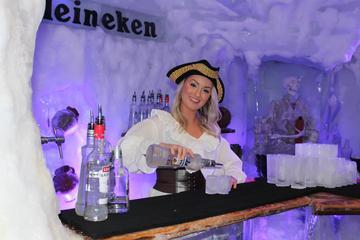 Icebar Xtracold in Amsterdam met optionele granchtenrondvaart
