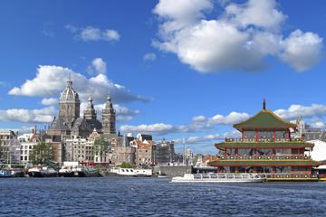 Kombinationsrundtur i Amsterdam: biljett till hoppa på/hoppa ...