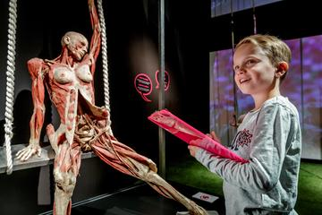 """Skip the Line: Body Worlds Amsterdam """"The Happiness Project ..."""
