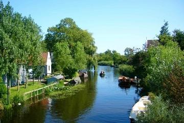 Villages hollandais et excursion en vélo dans la campagne au départ...
