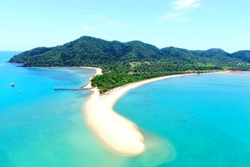 Dunk Island Round-Trip Water Taxi Transfer from Mission Beach
