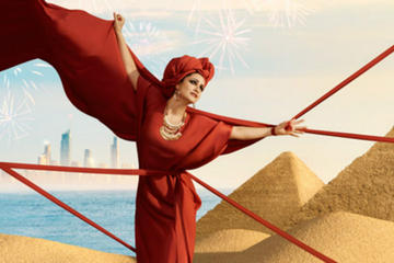 Gold Coast Opera on the Beach: Aida
