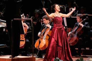 Operagala op oudejaarsavond in het Sydney Opera House