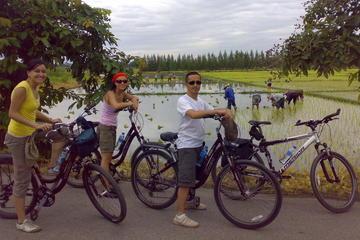 Paradies von Chiang Mai: Ganztägige Fahrradtour