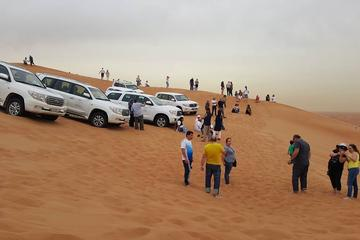 Dune Safari by 4x4 from Dubai with Sand Boarding