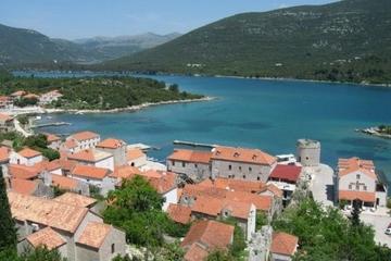 Amostra da viagem de um dia para Dalmácia, saindo de Dubrovnik