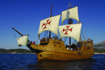 Crociera delle Isole Elafiti da Dubrovnik