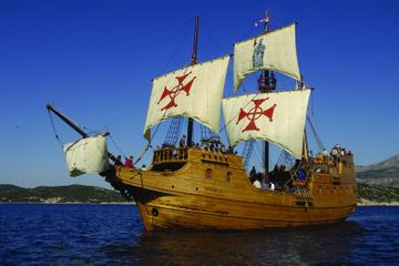 Cruzeiro pelas ilhas de Elafiti saindo de Dubrovnik