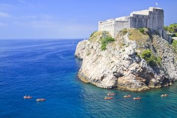 Dubrovnik Meeres Kajak und Schnorchel Tour in kleiner Gruppe
