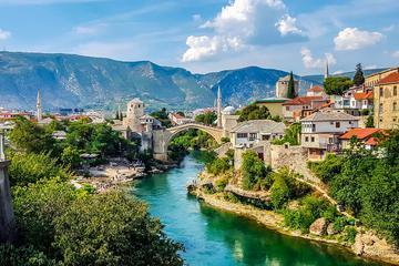 Excursion d'une journée à Mostar...