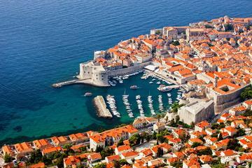 Privater Transfer bei der Anreise: vom Flughafen Dubrovnik zu Hotels...