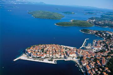 Tagesausflug von Dubrovnik zur Insel Korcula mit Weinprobe