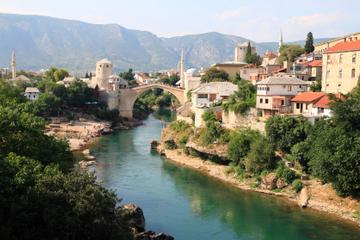 Viagem de um dia para Mostar saindo de Dubrovnik